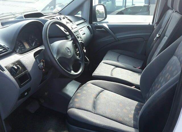Mercedes-Benz Vito 4×4 9 posti 115 completo