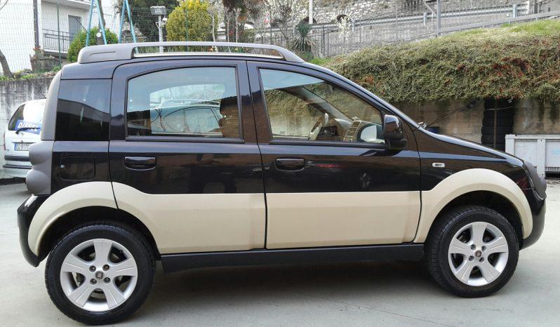 Fiat Panda Cross 4×4 1.3 Mtj completo